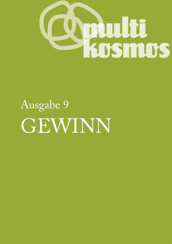 multikosmos magazine 00009, German