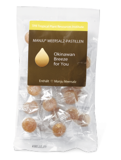 Manju Sea Salt drops