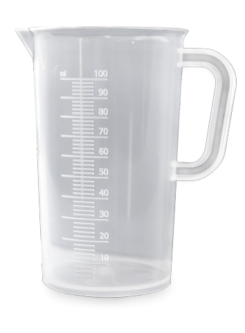 Measuring beaker 100 ml