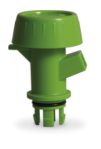 Outlet valve for Bokashi household bucket Organico