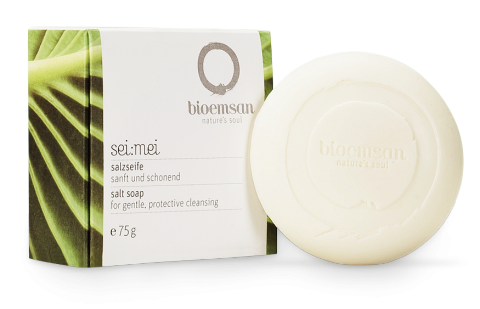bioemsan salt soap rose