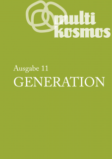 multikosmos magazine 00011, German