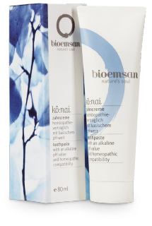 bioemsan toothpaste homoeopathically compliant