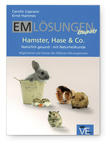 EM solutions compact: hamster, rabbits and co, German