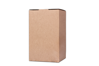 Bag in box  box, white 5 l