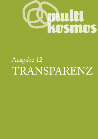 multikosmos magazine 00012, German