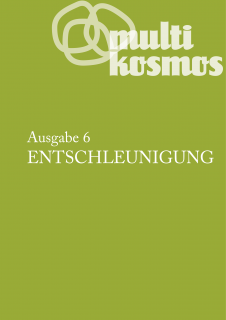 multikosmos magazine 00006, German