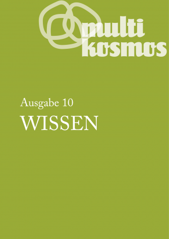 multikosmos magazine 00010, German