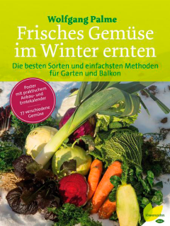 Fresh vegetables - winter harvest