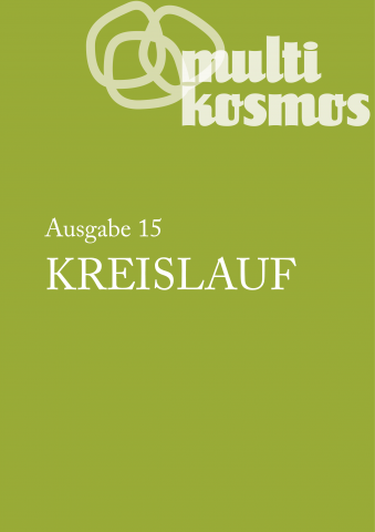multikosmos magazine 00015, German