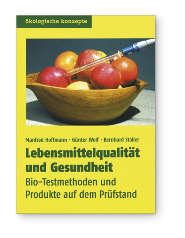 Food quality and health, German