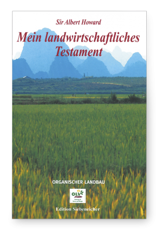 My agricultural testament, German