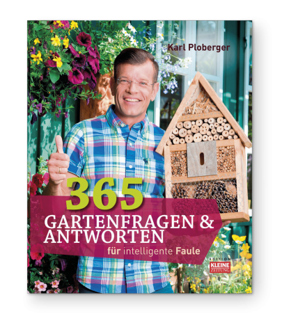 365 questions and answers about gardening, German