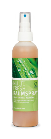 Spray d'ambiance multi fresh citronelle