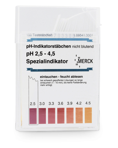 pH-indicatorstrips